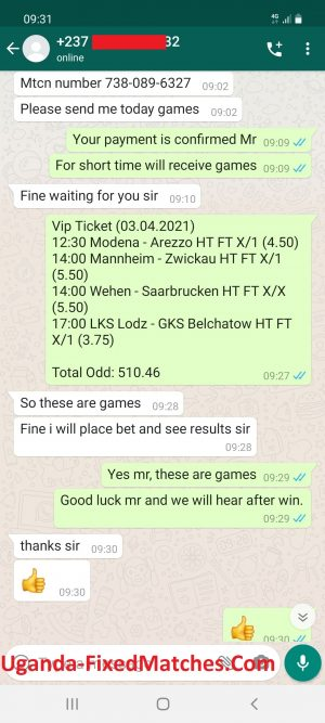 Ticket Fixed Matches Proofs
