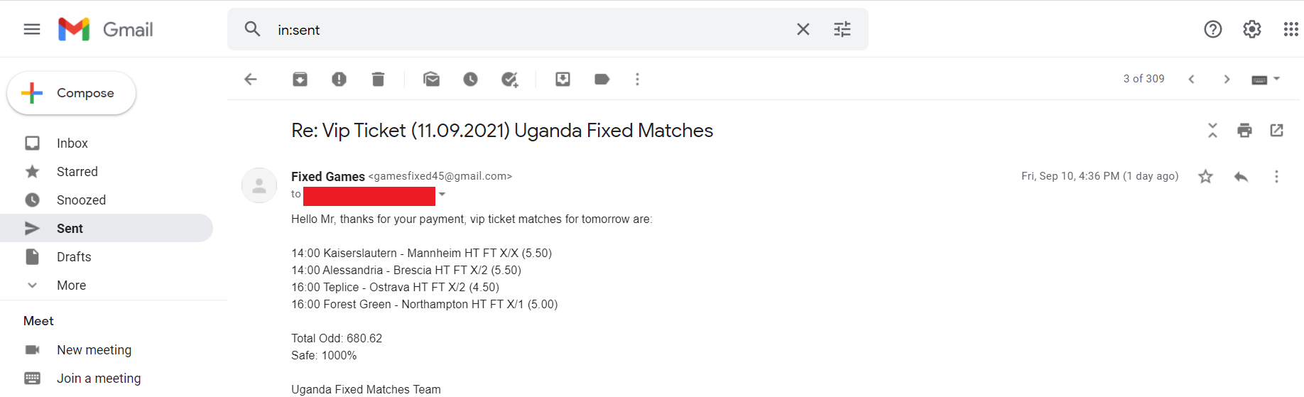 ht ft ticket Fixed Matches